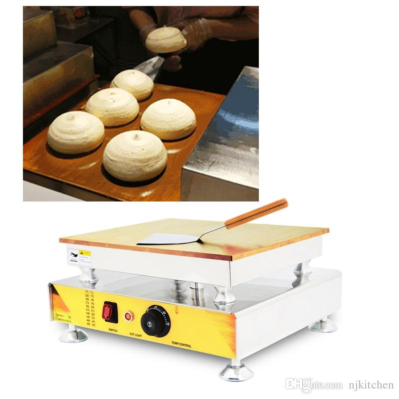 2018 CE Certificateion коммерческих одной головы пушистые японские суфле блины Суфлер чайник машина с суфле блин рецепт
