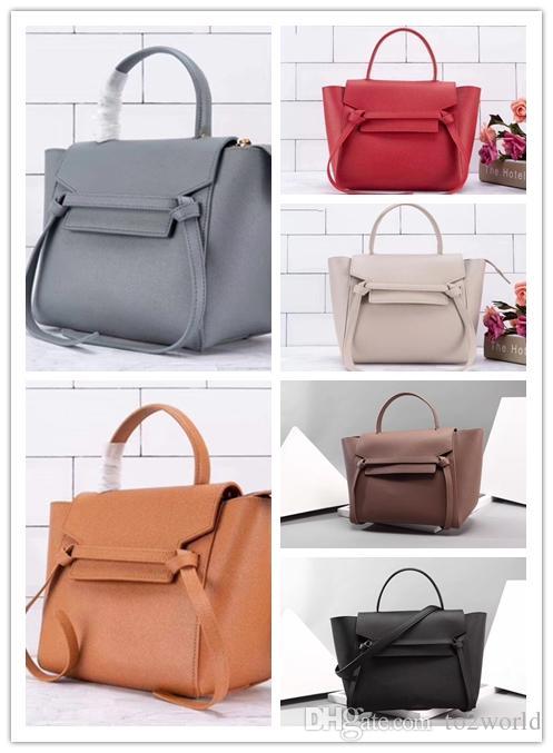 luxury belt bag Totes Handbag, purse Bag calfskin Shoulder Bag,Come with Dust Bag,Free Shipping