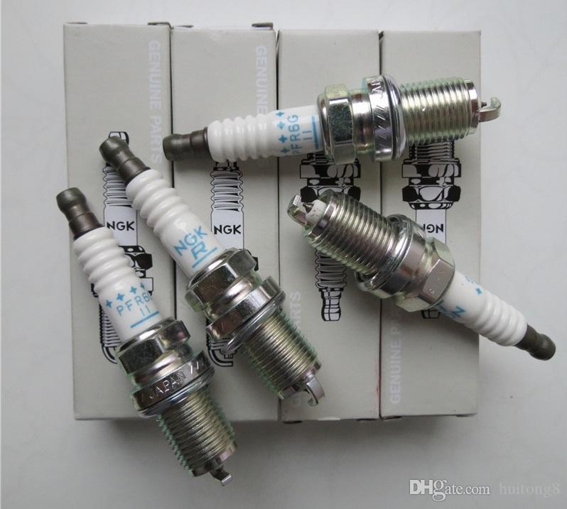 6х 22401 1P116 PFR6G 11 иридий свеча зажигания для Ниссан Максима Сентра Инфинити И30 г20 микросхем Q45 22401-1P116 PFR6G-11