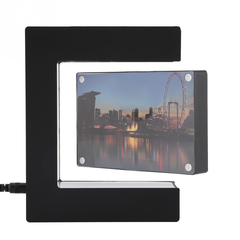 LED Magnetic Levitation Photo Frame Home Office Wedding Decoration christmas jift home decoration accessories
