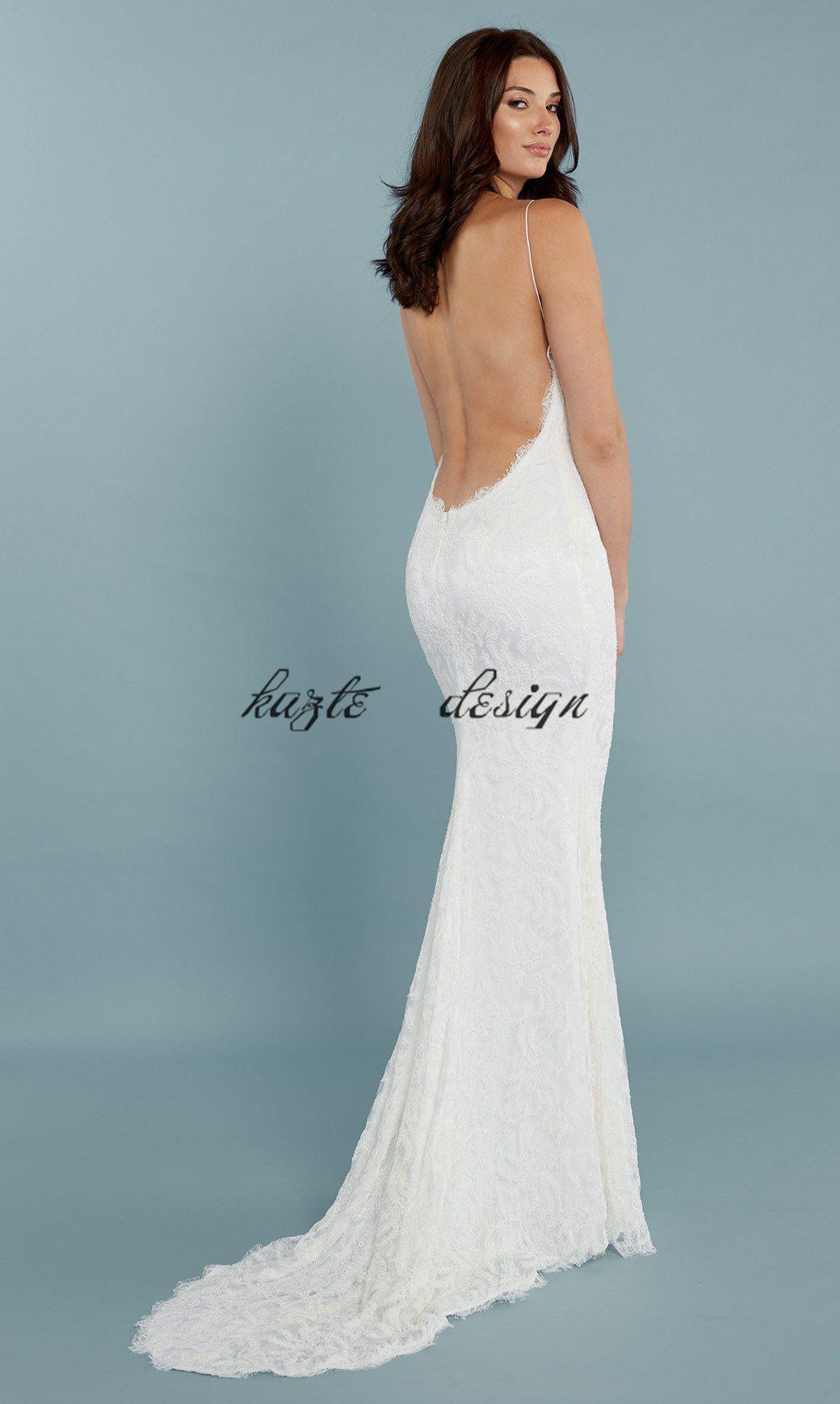 Compre Pretty Lace Mermaid Princeville Vestido De Novia De Katie ...