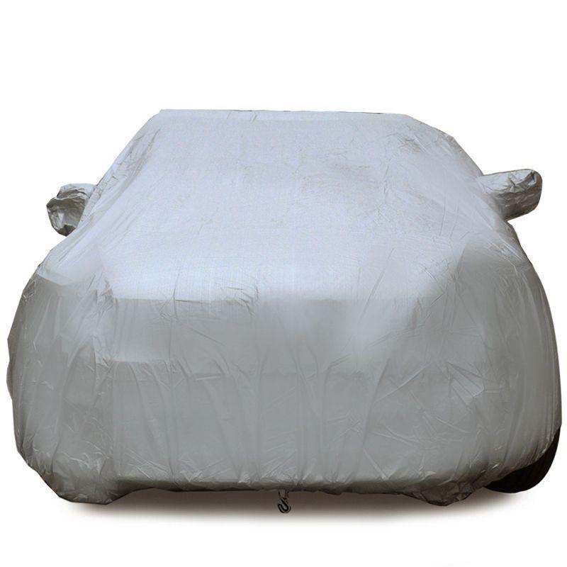 실내 옥외 가득 차있는 덮개 태양 UV 비 눈 먼지 방진 보호 크기 S-XL 차 덮개