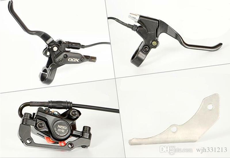 Ebike Bike Hydraulic Disc Brake SM Plug Electricty Power Control Shifter Brake