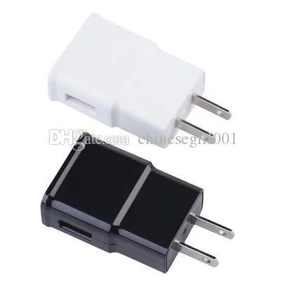 2A real lleno 5V Dual USB cargador de pared Adaptador de viaje Eu EE. UU. Adaptador de corriente para samsung s3 s4 s6 s7