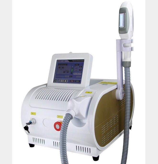 Portable IPL Machine Painfree Skin Rejuvenation Permanent IPL Hair Removal Machine