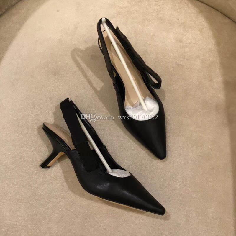 Rhinestone Heel Pointed Toes Designer