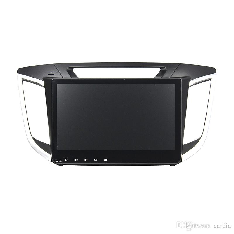 Car DVD player for HYUNDAI IX25 2014-2015 10.1inch Octa core Andriod 8.0 with GPS,Steering Wheel Control,Bluetooth,Radio