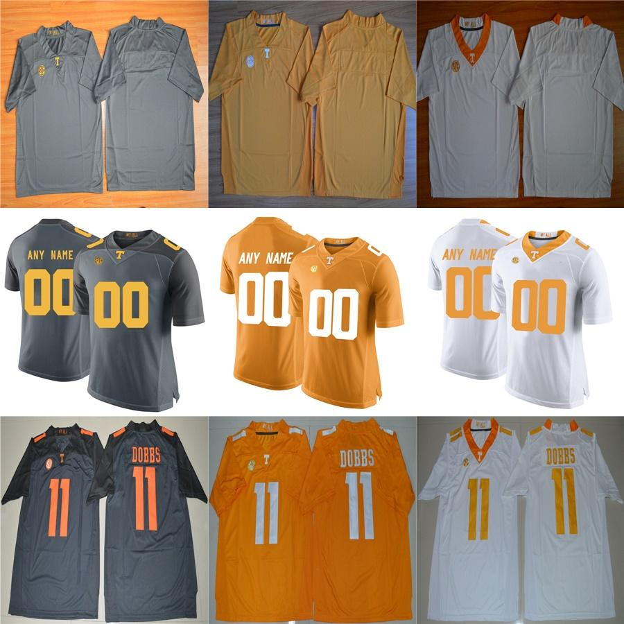 Benutzerdefinierte Mens Womens Kinder Tennessee Volunteers 2 Jarrett Guarantano 17 Will McBride NCAA Limited Stitched Günstige College Football Trikots S-6XL