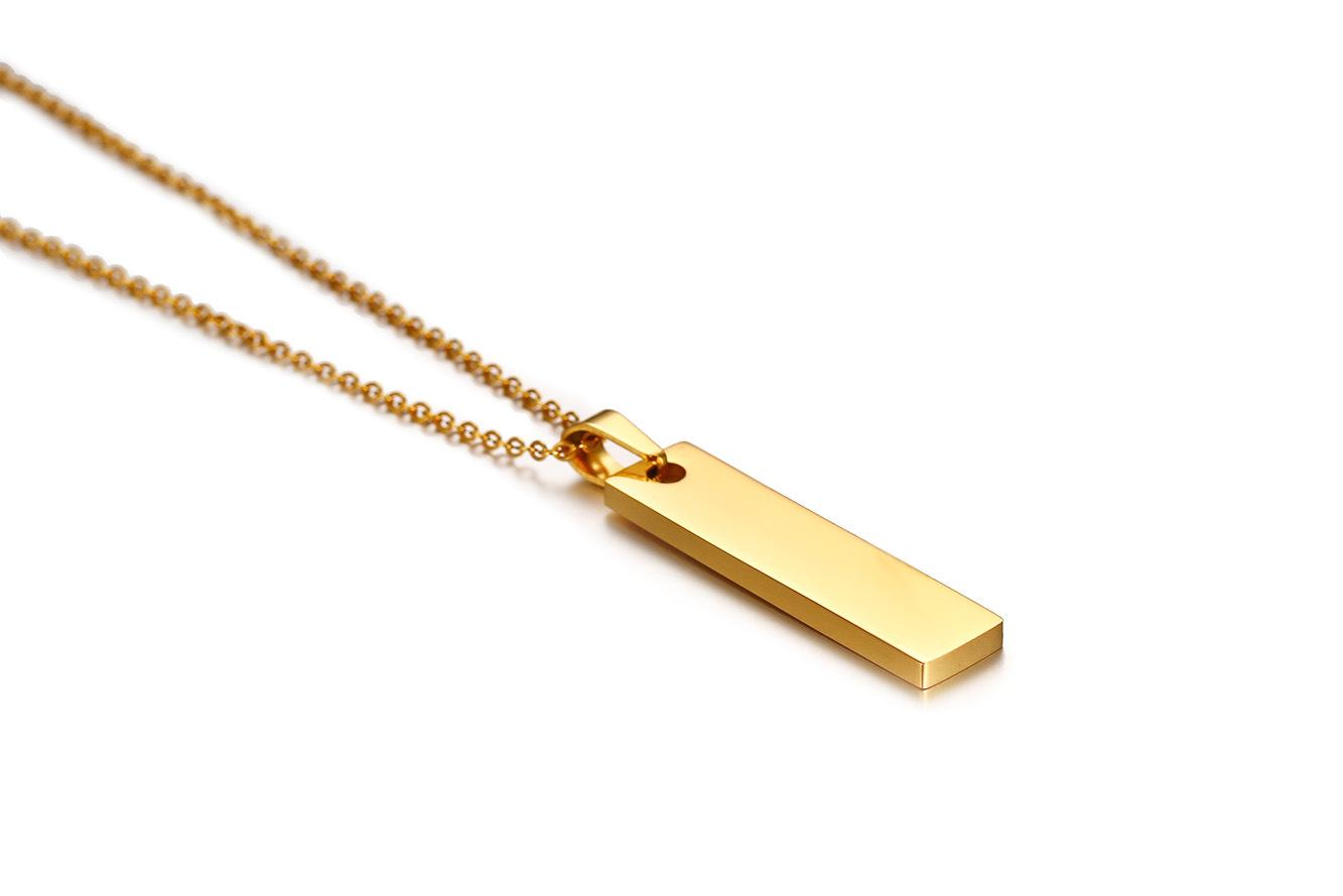 Commande mixte * pendentif en acier inoxydable pour fille avec chaîne pendentifs pour femme collier colliers cadeaux de copine fille expédition de baisse