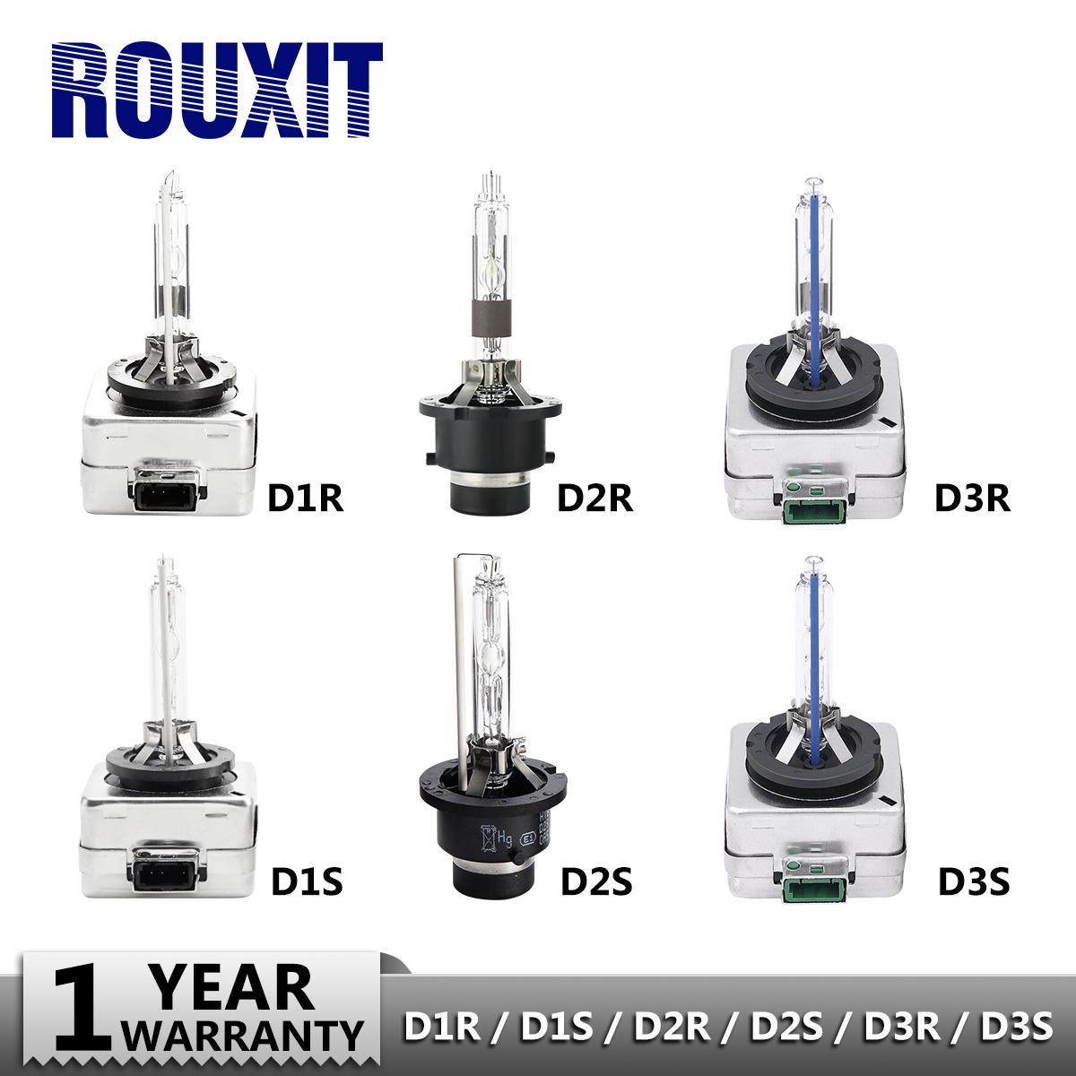 Pair HID Bulb D1S D1R D1C D2S D2C D2R D3S D3R D4S D4R Xenon HID Lamp Globe Lights 35W 3000K 4300K 5000K 6000K 8000K 10000K 12000K