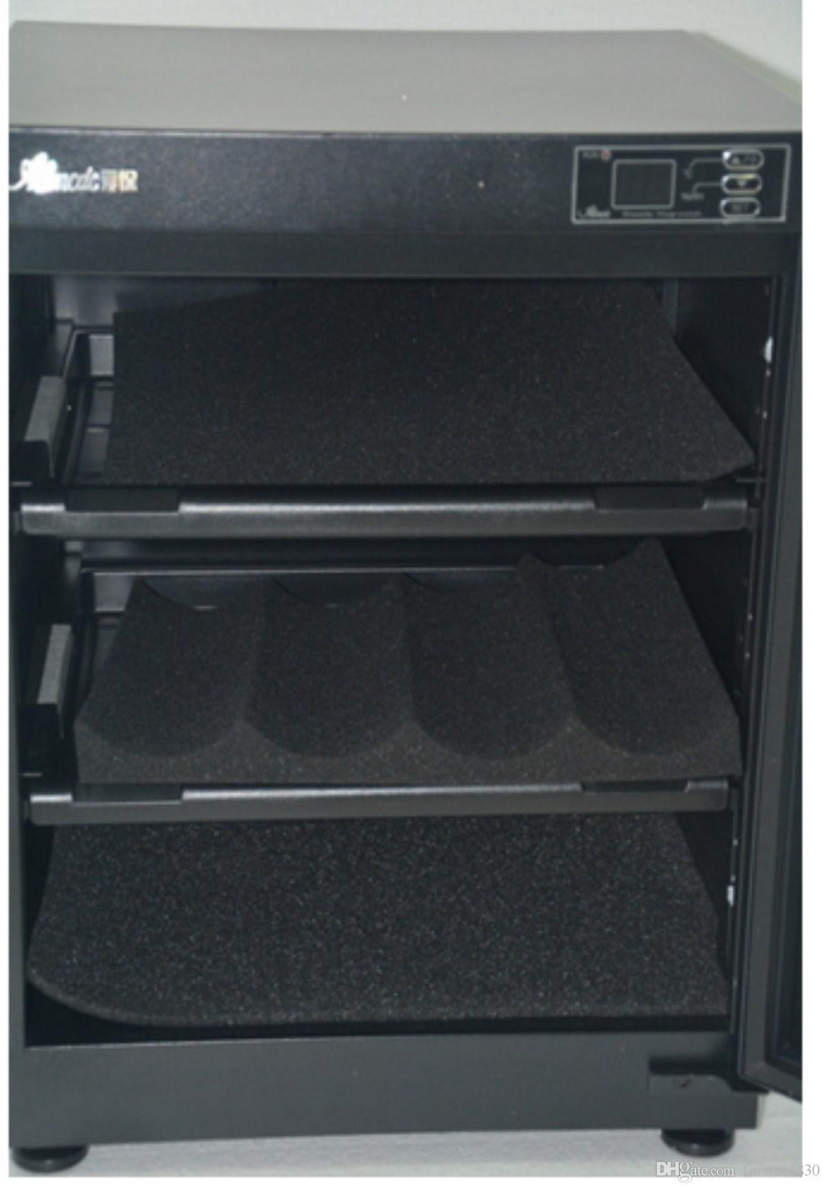 68L цифрового управления осушение сухой шкафа коробка для объектива камеры хранения