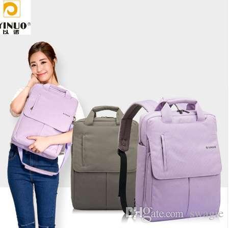 Premium oxford à prova de choque à prova d 'água laptop mochila bolsa bolsa de ombro para notebbook 13/14/15 polegadas laptops e tablets