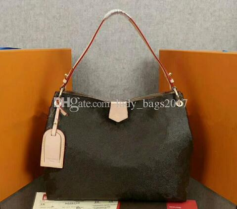 Classic Fashion female Floral letter shoulder bag handbags high quality flower printing crossbody bags clutch messenger hand bag purse TWIST