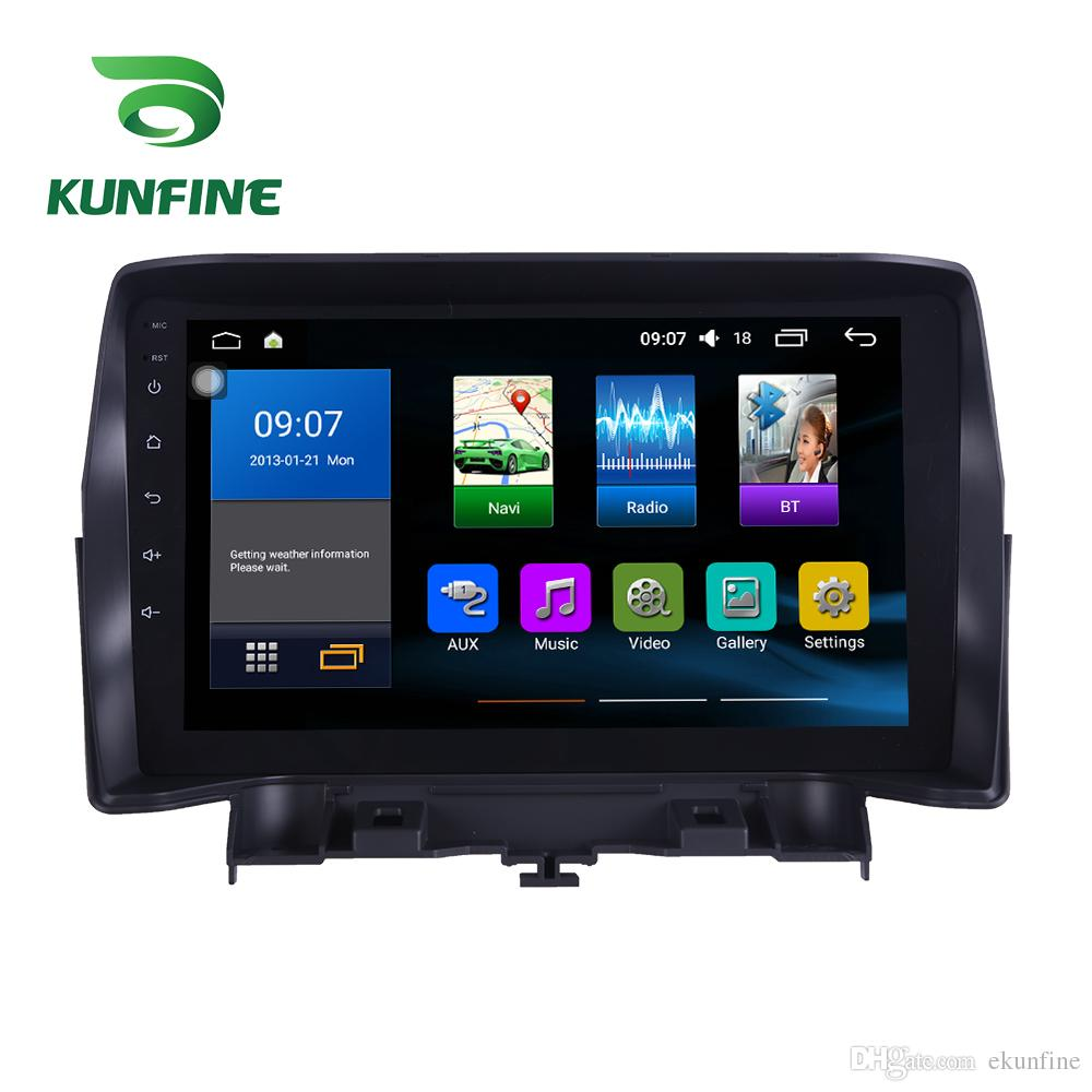 Octa Core ISP+2.5D 32G Android 7.1 Octa Core Car DVD Player GPS Stereo Navi for Ford Kuga Radio Headunit WIFI Bluetooth