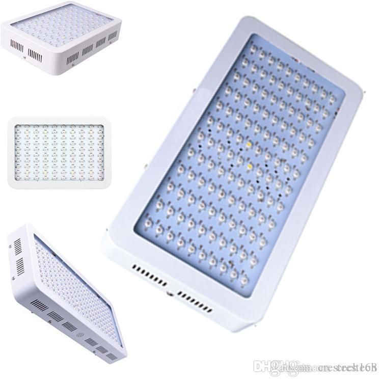 전체 스펙트럼 1000 와트 두 번 칩 LED 성장 빛 LED 성장 빛 수경 식물 성장 조명 성장할 수경 텐트