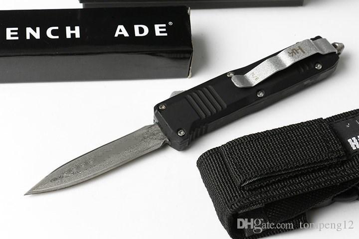 Yüksek kaliteli! Kelebek C07 Bıçak (Şam Tek Tepe) BM3300 3310 kamp av bıçağı katlanır tezgah ZT bıçak 1 adet ücretsiz gönderim.