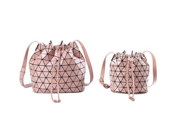 Hot Sale Famous Brand Bao Bao Women Female Bag High quality Geometric Handbags Plaid Chain Shoulder Crossbody bags Laser BaoBao Diamond Bag