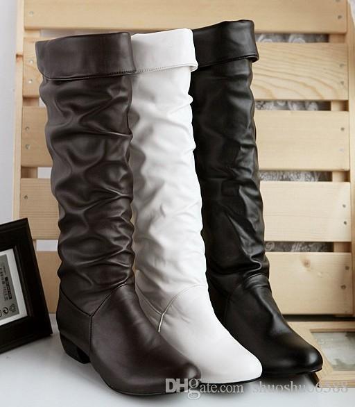 Spitzenstil gut online zu verkaufen Großhandel Neueste Art Winter Braut Stiefel Kleid Schuhe Mode Ritter  Stiefel Abend Party Braut Hochzeit Schuhe Shuoshuo6588 Von Shuoshuo6588,  $32.17 ...