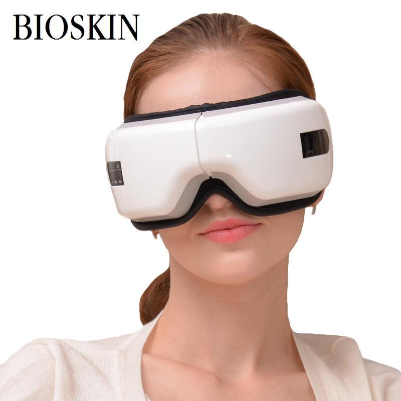 Оптовая смарт аккумуляторная беспроводной глаз массажер глаз здравоохранения машина визуальной защиты устройства вибрации релаксации уход