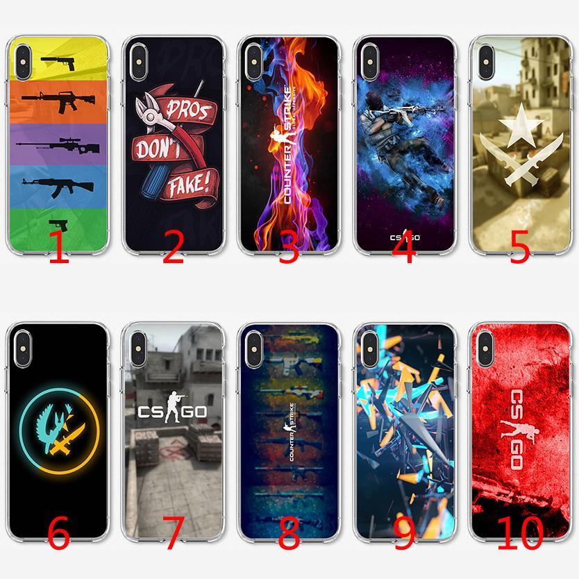 coque iphone 8 csgo