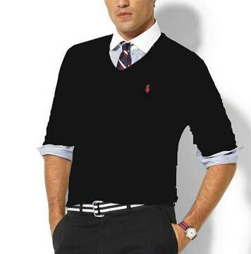 Высокое качество новый зимний мужской круглый вырез V-образным вырезом кашемир поло свитер джемперы пуловер свитер мужчины бренд M, L, XL, XXL, XXXL