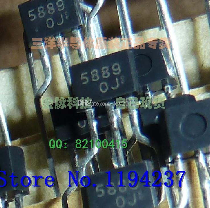 Envío gratis 2SC5889 C5889 5889 TO-92 Nuevo y original 10PCS / LOT
