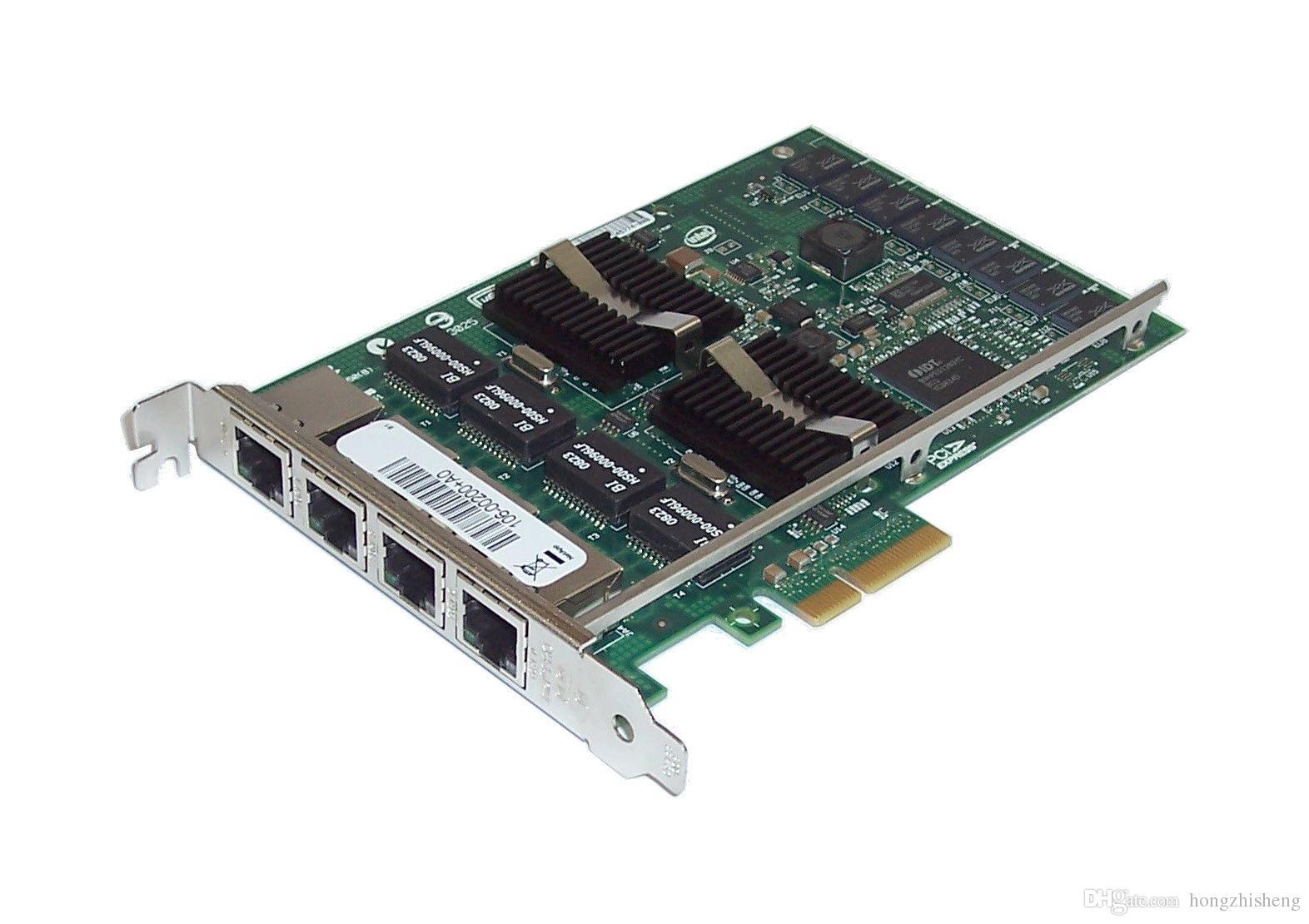 Базовый накопитель PCI-e PRO1000 PT Сетевая карта QUAD PORT 106-00200 + A0 B1