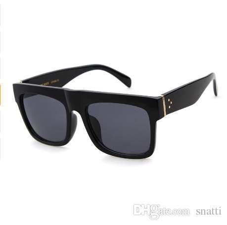 Adewu Brand Deisgn nuevas gafas de sol estilo de moda de mujer Kim Kardashian gafas de sol para mujeres Square Uv400 gafas de sol