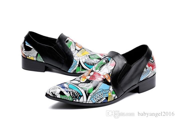 Heißer Verkauf Schuhe für Mann Business Männer Schuhe, Mode Männer Oxford Plus Größe