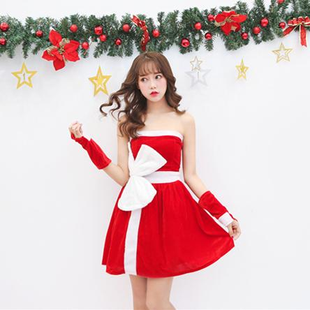 Compre Nueva Llegada Vestido De Navidad De Las Mujeres Traje De Navidad Para Adultos Vestidos De Piel De Terciopelo Rojo Con Capucha Sexy Mujer Traje