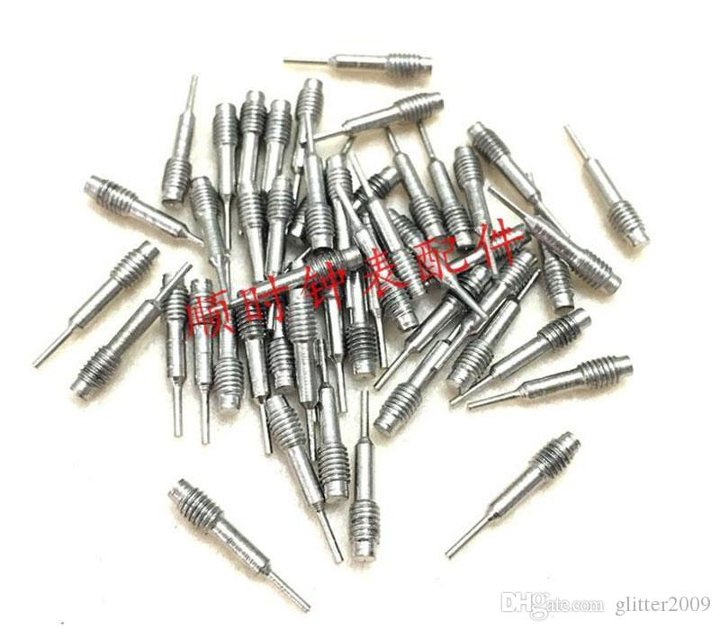 50pcs goupille de poinçon de réparation en métal de rechange de poinçon de rechange de décapant de réparation de kits de kits de outils