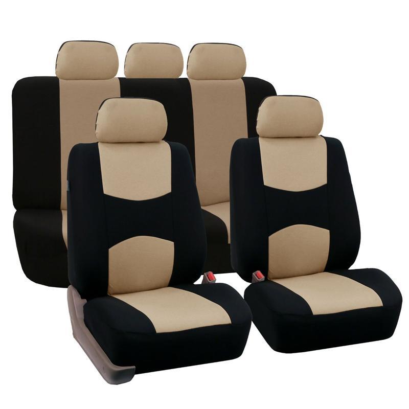2018 Hot New Car Seat Cover universale Fit Car Seat Protector di alta qualità Auto Interior Decoration Car Styling