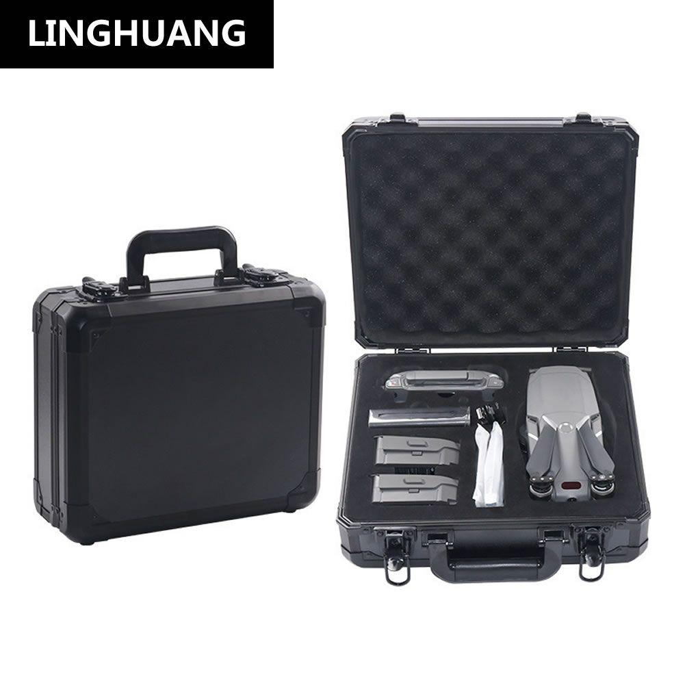 Portable étanche Drone corps sac de rangement boîtier pour DJI Mavic 2 Contrôle Radio Drone