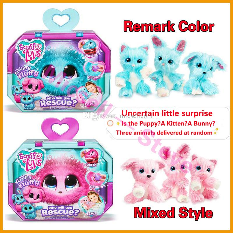 Wrapples Christmas 2020 2020 Pomsies Little Live Scruff A Luvs Plush Interactive Toys