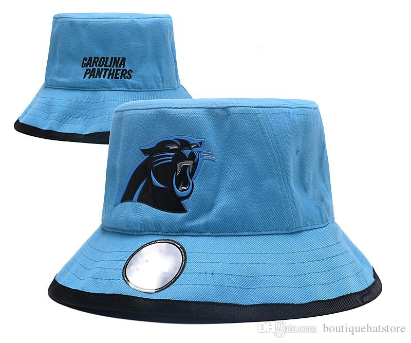 2019 neue Ankunfts-Männer Seattle Bucket Hats Mode Fans Seahawks Fußball All Team-Qualitäts-Fischer Hut Panther Sport ausgestattet Caps