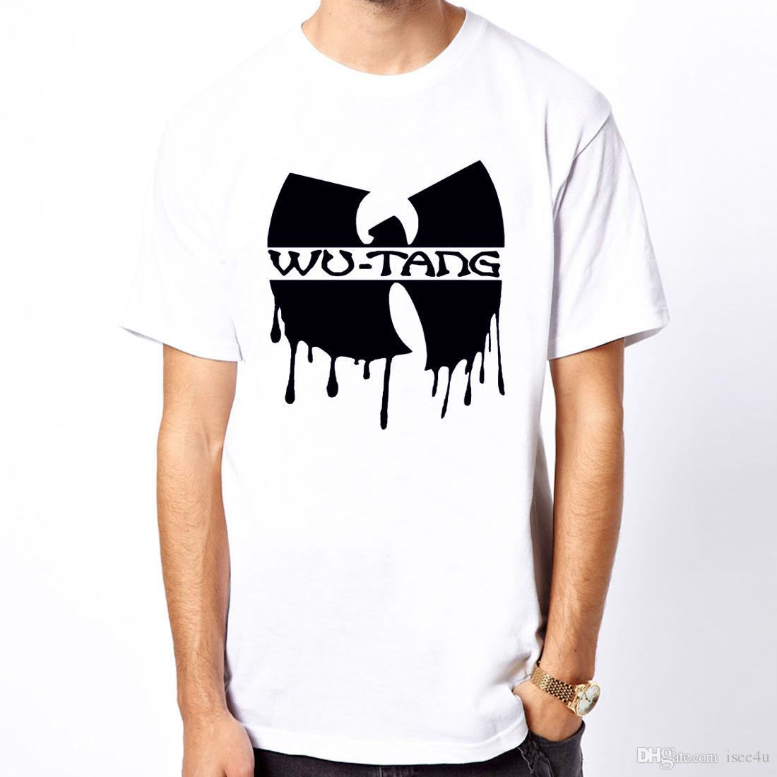 Wu Tang Rap Music  Ringer T Shirt Mens Tee Gift New From US