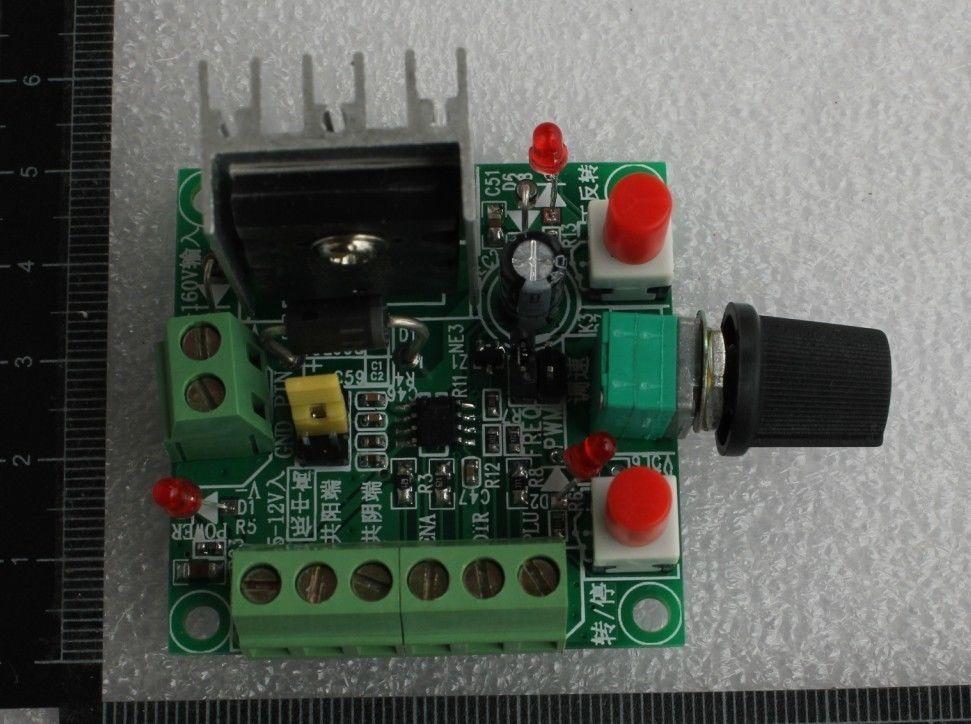 Axes Pas à Pas Moteur Conducteur Contrôleur Régulateur De Vitesse Pulse Générateur de signaux Module