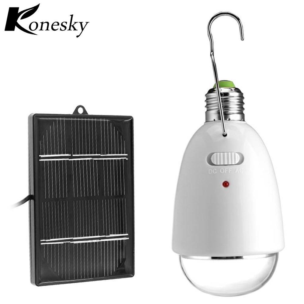 Énergie solaire super lumineux lumières d'urgence LED ampoule rechargeable lampe télécommande télécommande automatique tente nuit voyage ou intérieur