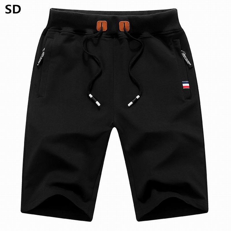 SD 2020 de la venta caliente de los hombres pantalones cortos de alta calidad para hombre de físico culturismo bermudas informal entrenamiento del basculador 160 4XL