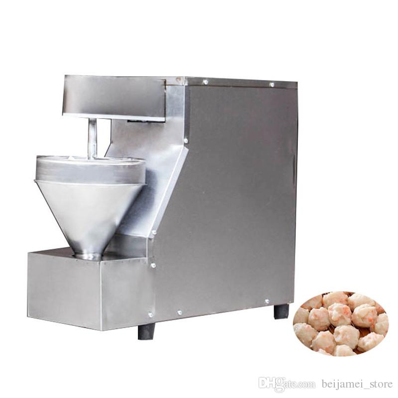 BEIJAMEI Ticari köfte makinası / Elektrikli Balık sığır eti köfte yapma makinesi / Köfte şekillendirme makinesi