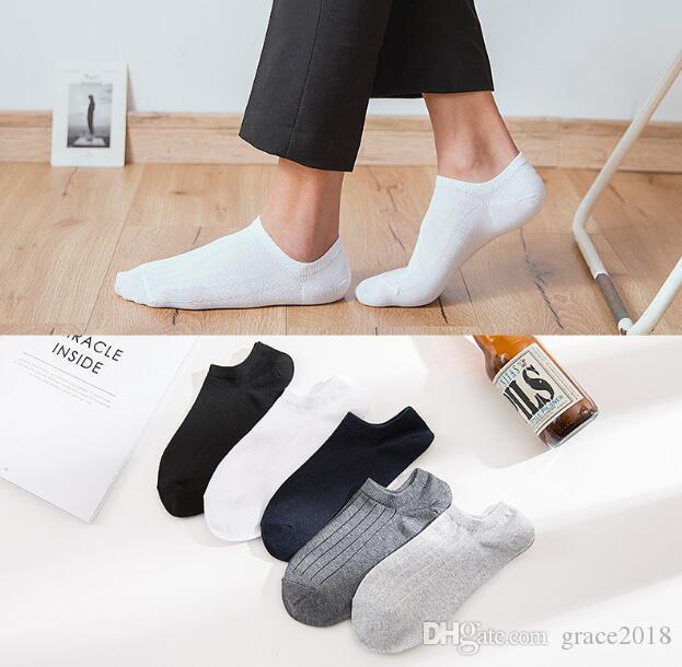 Elastic Breathable Basketball Football Sports Sock Running Ankle Socks Fashion Men's Sports Socks multi-color free shipping
