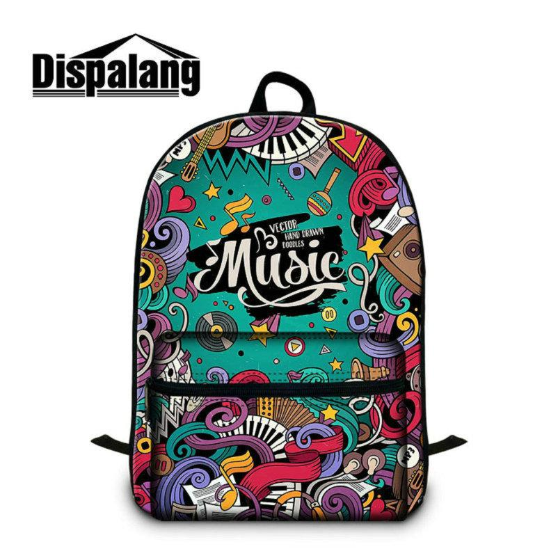 14 Inch Notebook Laptop Backpacks For High Class Students Women Men Stylish Rucksack For Traveling Children Canvas School Bags Kids Bookbags