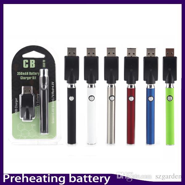 Bateria de vértice de pré-aquecimento 350 mah Pré-aqueça vs Toque Vape O Pen para a liberdade v9 AC1003 Óleo de Vaporizador de Pré-aqueça o Cartucho de Vaporizador 0266137
