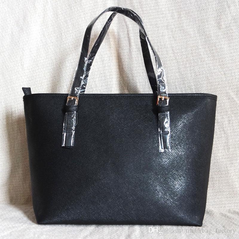 Ücretsiz kargo moda kadınlar casual tote çanta seyahat jet seti PU deri çanta omuz çantaları 20 renkler çapraz ünlü markalar tasarımcılar