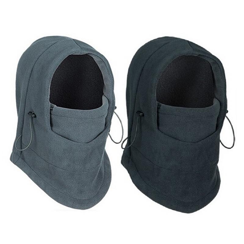 Hot Sell Unisex Winter Riding Hat Windbreak Hooded Mask Balaclavas Hat Cap