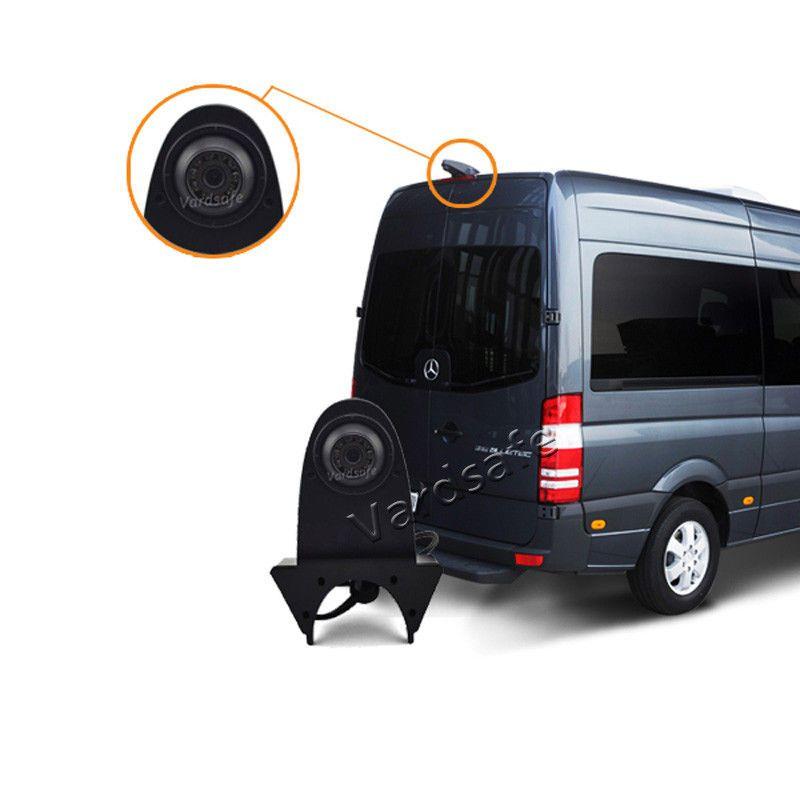 Vardsafe VS807M PRO | Car Rear View Reverse Backup Camera kit for Mercedes Sprinter /VW Crafter