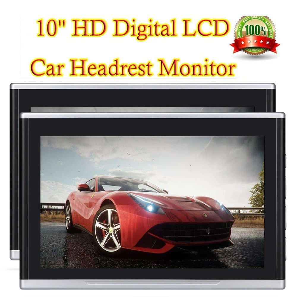 10 1 Headrest Car Dvd Player Usb Sd Slot Remote Controler Ir Wireless Headphones Hd 1080p Speaker Rear Seat Cd Player Cheap Small Dvd Player Cheapest Dvd Player From Dostyle 254 62 Dhgate Com