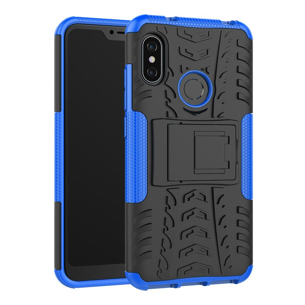 competitive price 70f72 1ac0d For Xiaomi Redmi 6 Pro Cover Shockproof Luxury Armor Back Case For Xiaomi  Redmi 6 Pro Fundas Xiaomi Mi A2 Lite Shells Bags Cases For Cell Phones Cell  ...