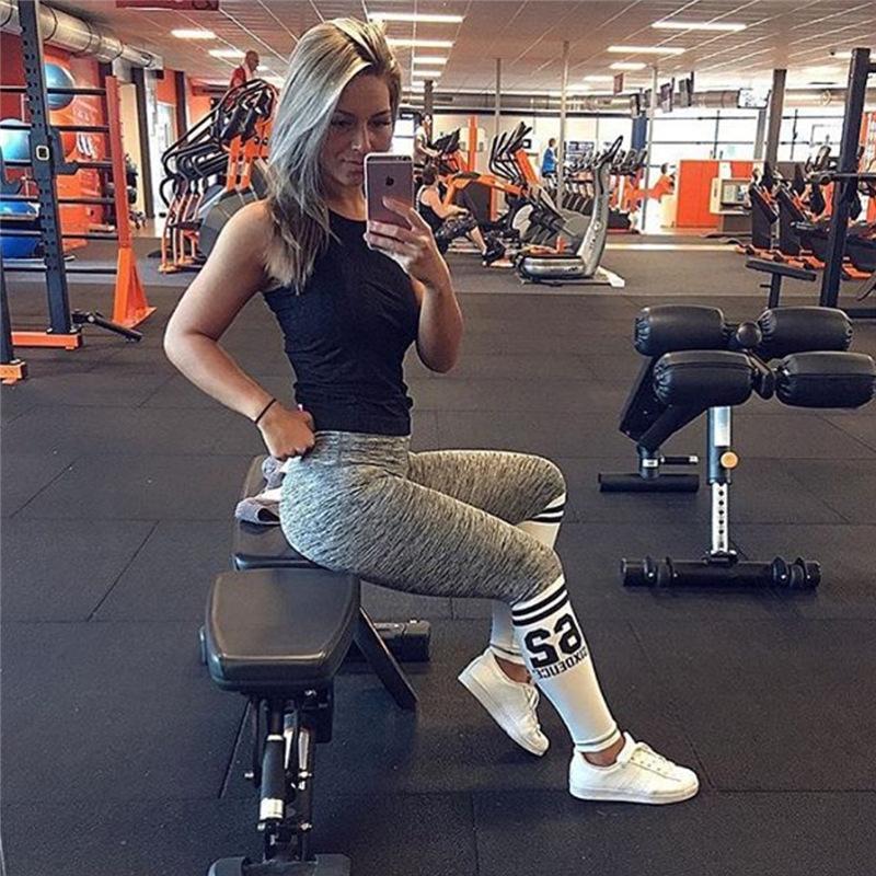 Hit couleur impression numérique nouveaux pantalons de yoga pour femmes sport jogging fitness running collants fitness vêtements de sport enfant leggings