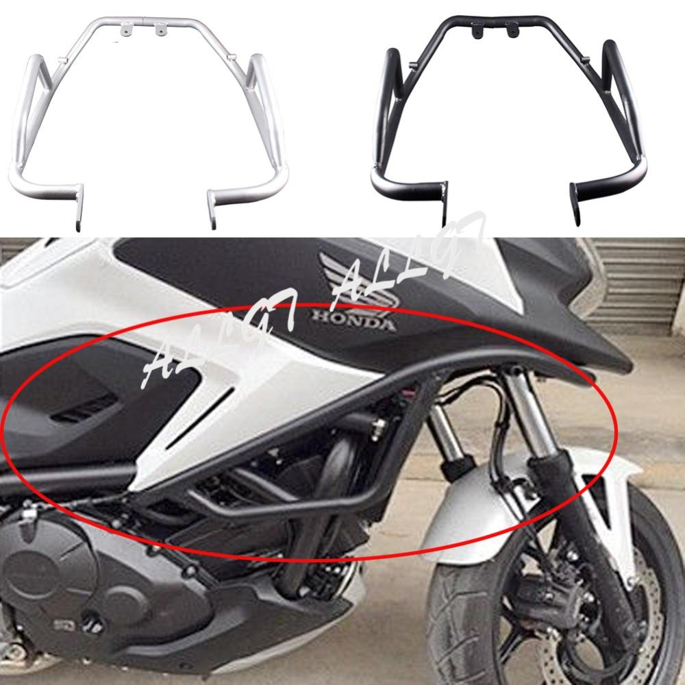 2019 Motorcycle Crash Protection Bars Engine Guard Fit Honda